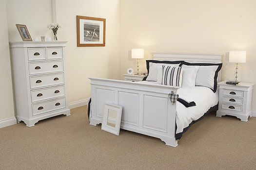 Painting Furniture White Pine Painted Bedroom Furniture