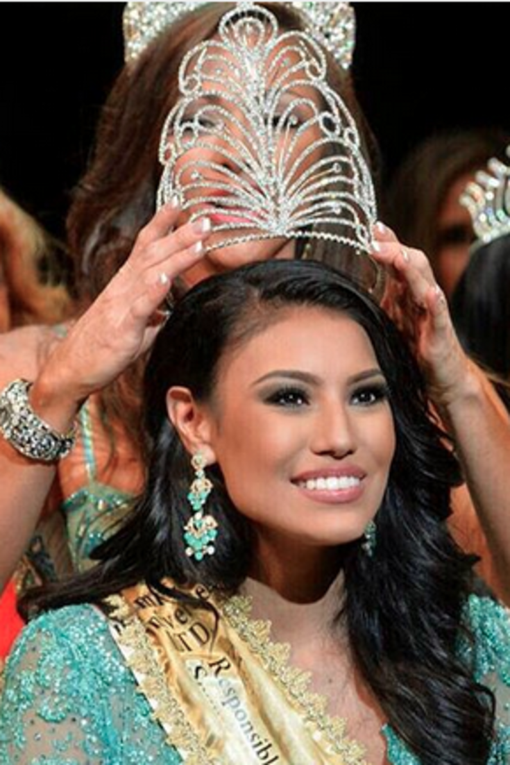 Ashley Callingbull, Cree First Nation, is the first