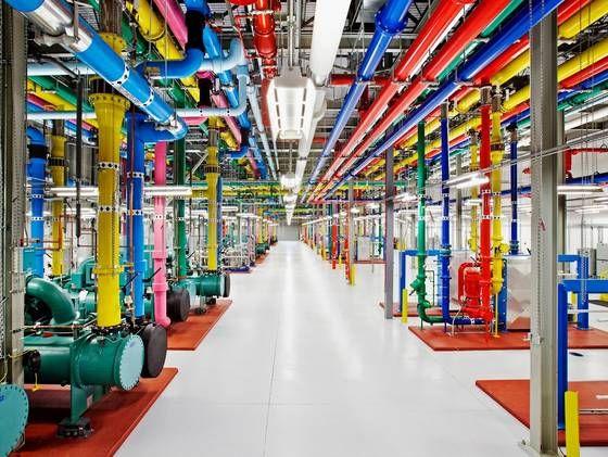Google opens window into secretive data centers