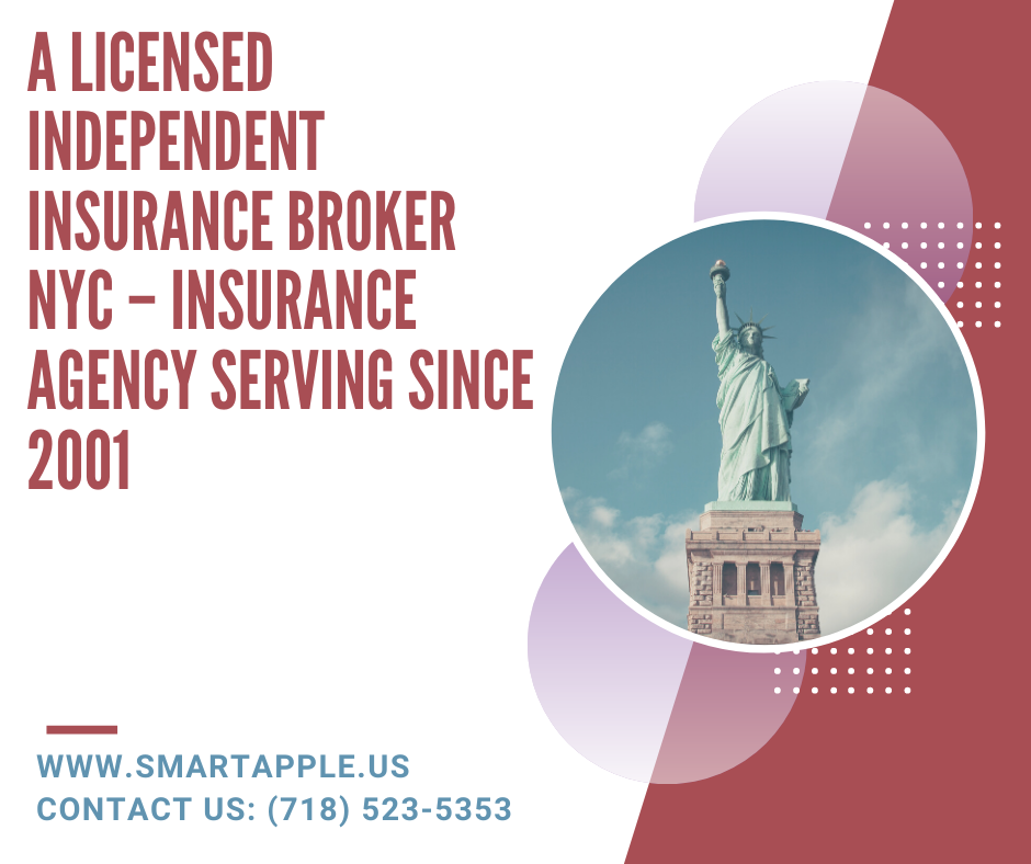 A LICENSE INDEPENDENT INSURANCE BROKER NYC in 2020 ...