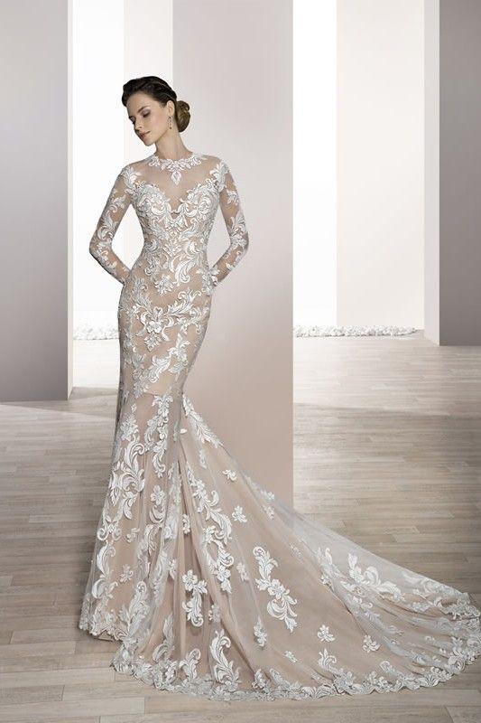 Demetrios Bridal 2017 Wedding Dress 720
