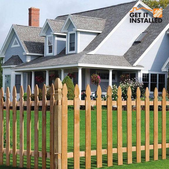 Inspirational Home Depot Fence