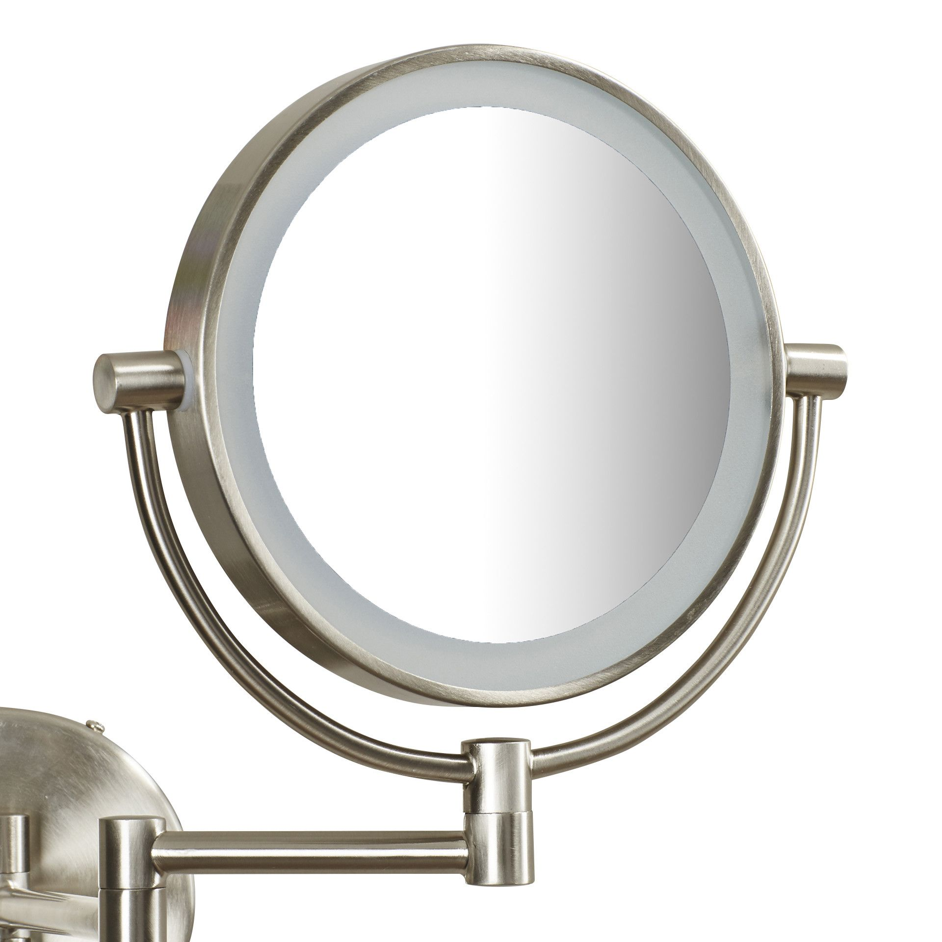 Howell Lighted Wall Mount Mirror Wall Mounted Mirror Mirror Wall Mount