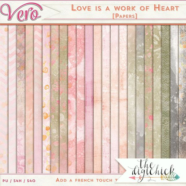Love is a work of heart [Papers]