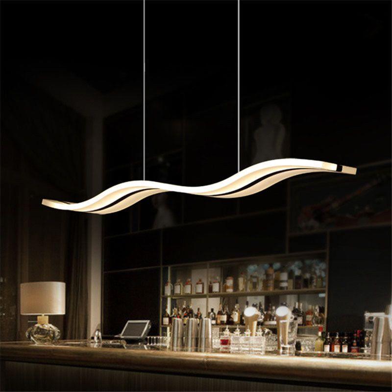 Dettagli su 36W lampadario moderno LED da soffitto
