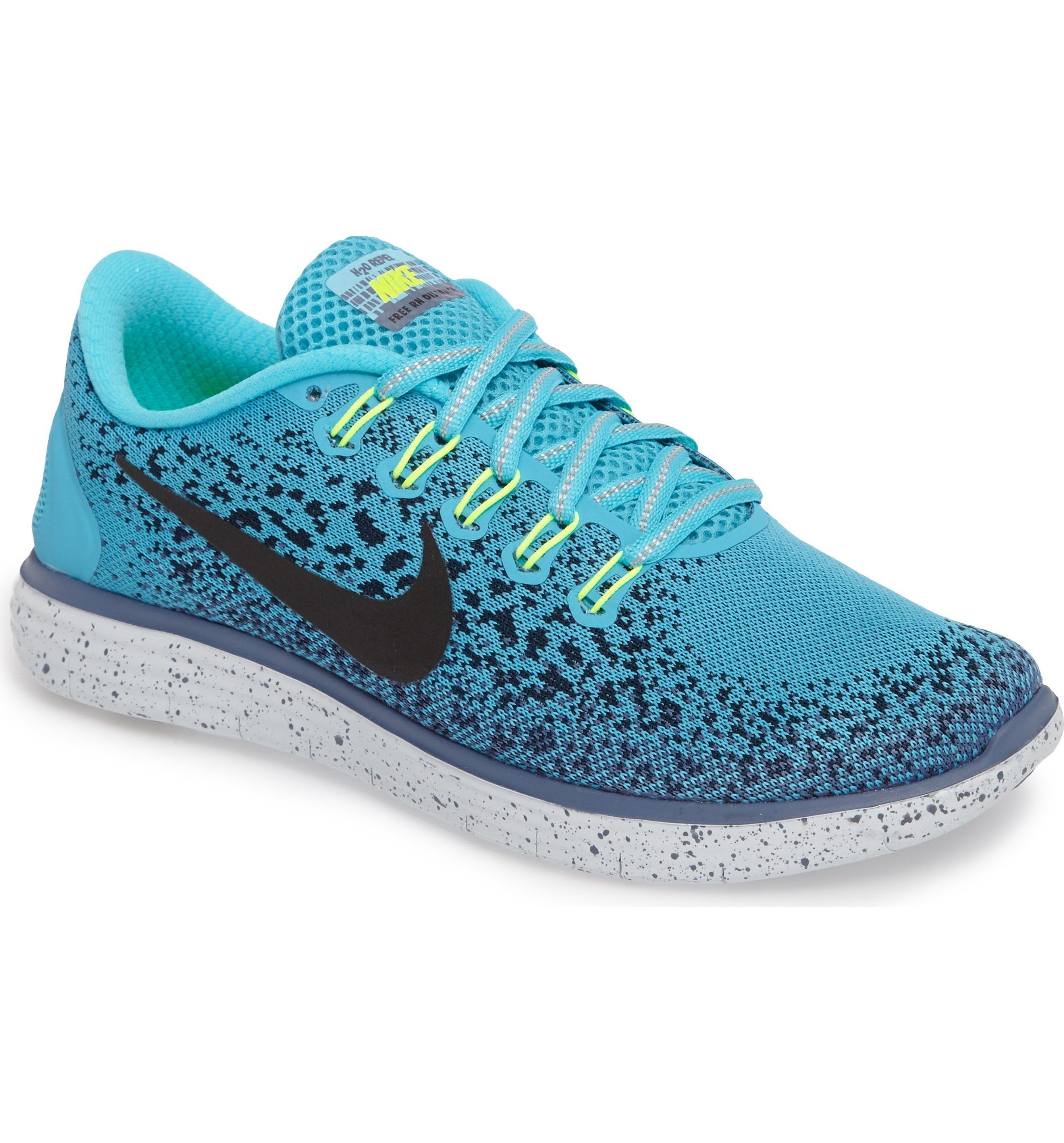 37c8ff3186d3f Main Image - Nike Free RN Distance Shield Running Shoe (Women)