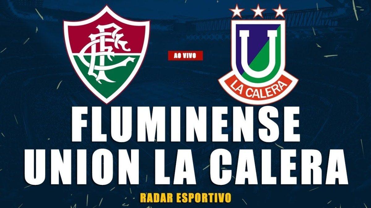 Assistir Jogo Do Union La Calera X Fluminense Ao Vivo Online No