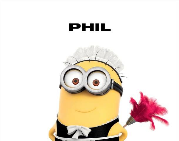 Minion Names And Pictures