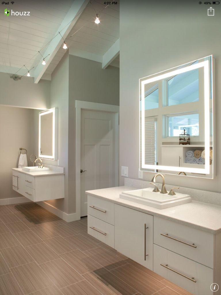Two sinks design!