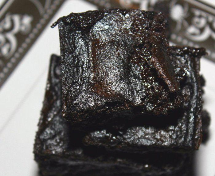 Halloween Brownies Recipe Halloween Vanilla Frosting Recipe