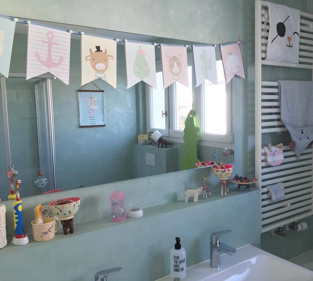 Kindergerechtes Badezimmer So Gestalten Sie Das Bad Fur Kinder Badezimmer Gestalten Kind Badezimmer Badezimmer