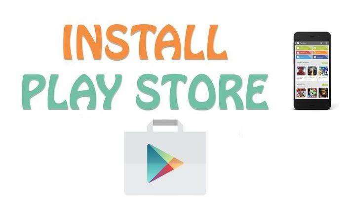 google play store indir telefona