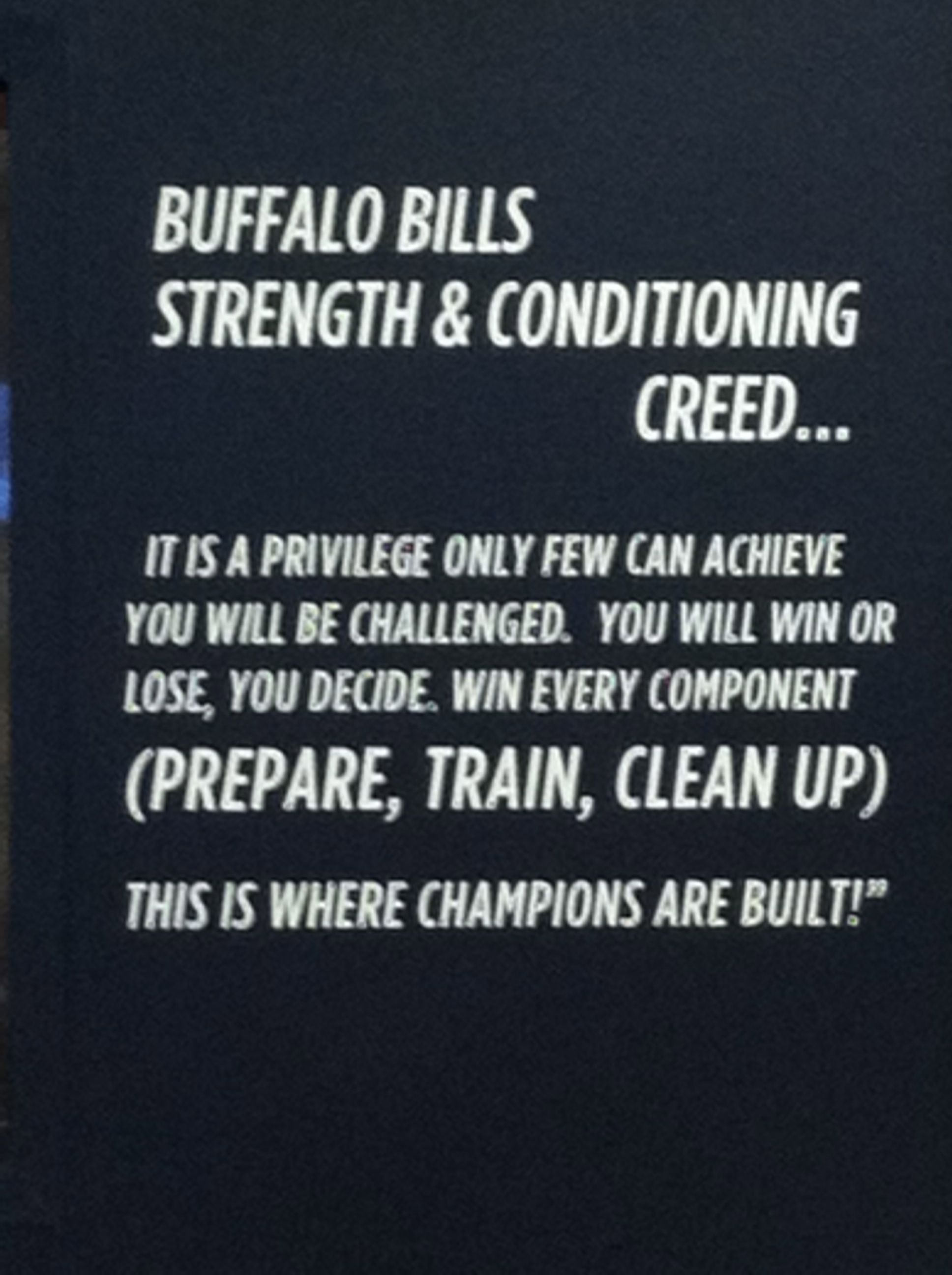 bills creed