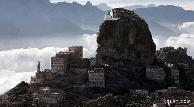 Village in Yemen..