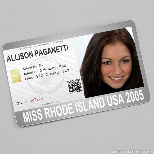Allison paganetti miss rhode island usa 2005 card id card pinterest allison paganetti miss rhode island usa 2005 card publicscrutiny Choice Image