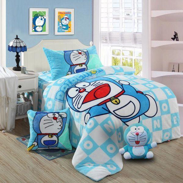 Lemari Baju Doraemon
