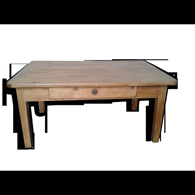 Table Basse En Pin Vendu Par In Situ Landivisiau 29 Finistere Hauteur 45 Largeur 100 Profondeur Table Basse En Pin Table Vintage Mobilier De Salon