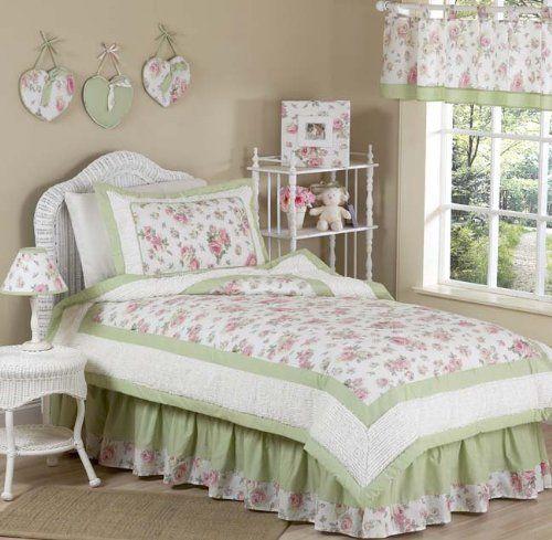 Shabby Chic Bedrooms, Shabby Chic Kids Bedding