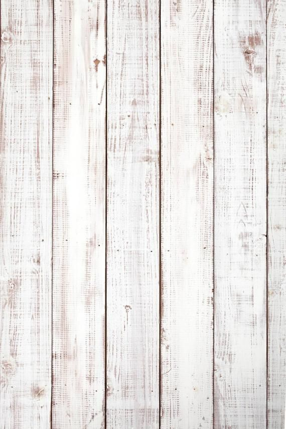 White Wood Floor Backdrop for Distressed  Photography | Etsy