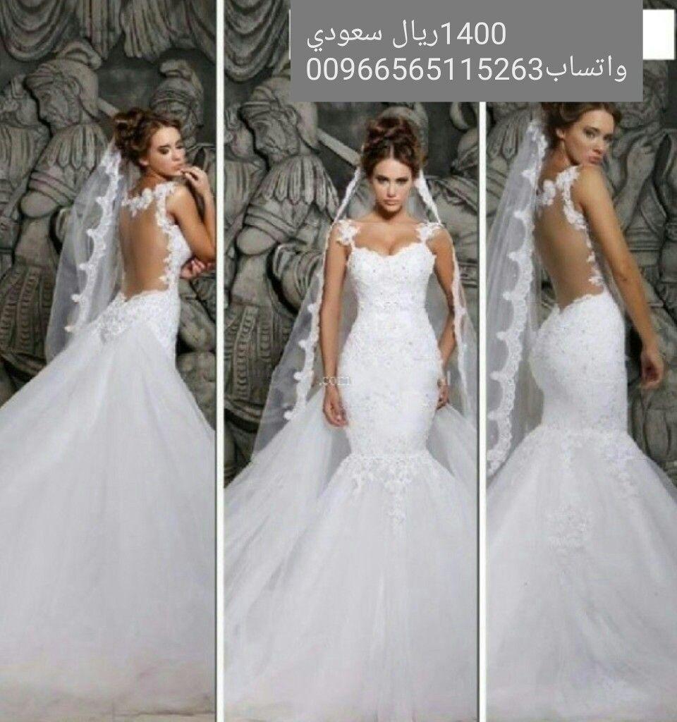 متخصصون في تفصيل اجمل فساتين الزفاف والسهرة للطلب ...