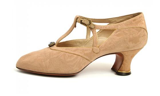 1920s Shoe Fashion Footwear