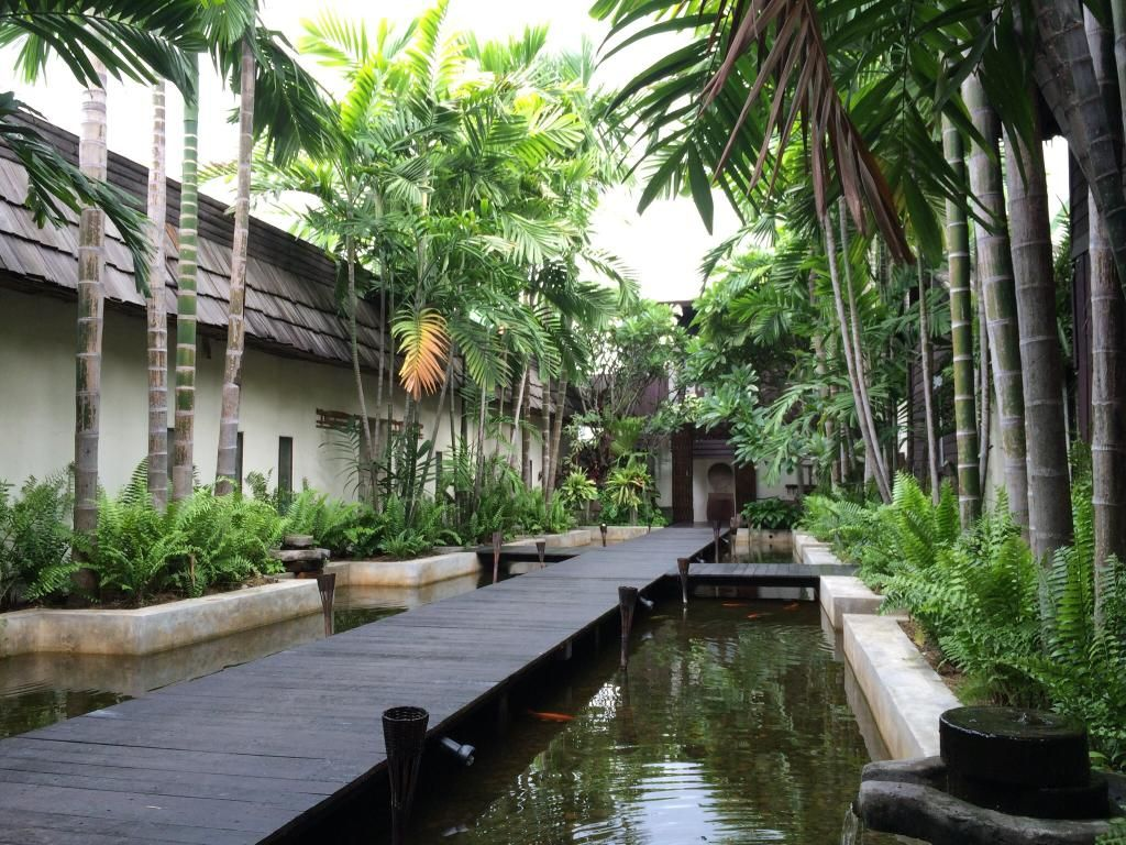 Kkdays usd35 fah lanna spa spa for Classic house chiang mai massage