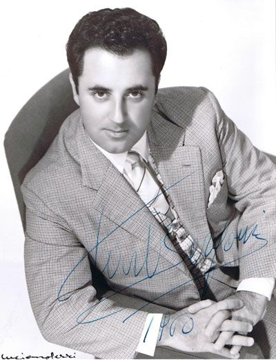 Carlo Bergonzi (1924 – 2014) was an Italian operatic tenor. Although he performed & recorded some bel canto & verismo roles, he was above all associated with the operas of Giuseppe Verdi, including a large number of the composer's lesser known works that he helped revive. Additionally, he sang more than 40 other roles throughout his career. Bergonzi is considered one of the 20th century's most distinguished operatic tenors.