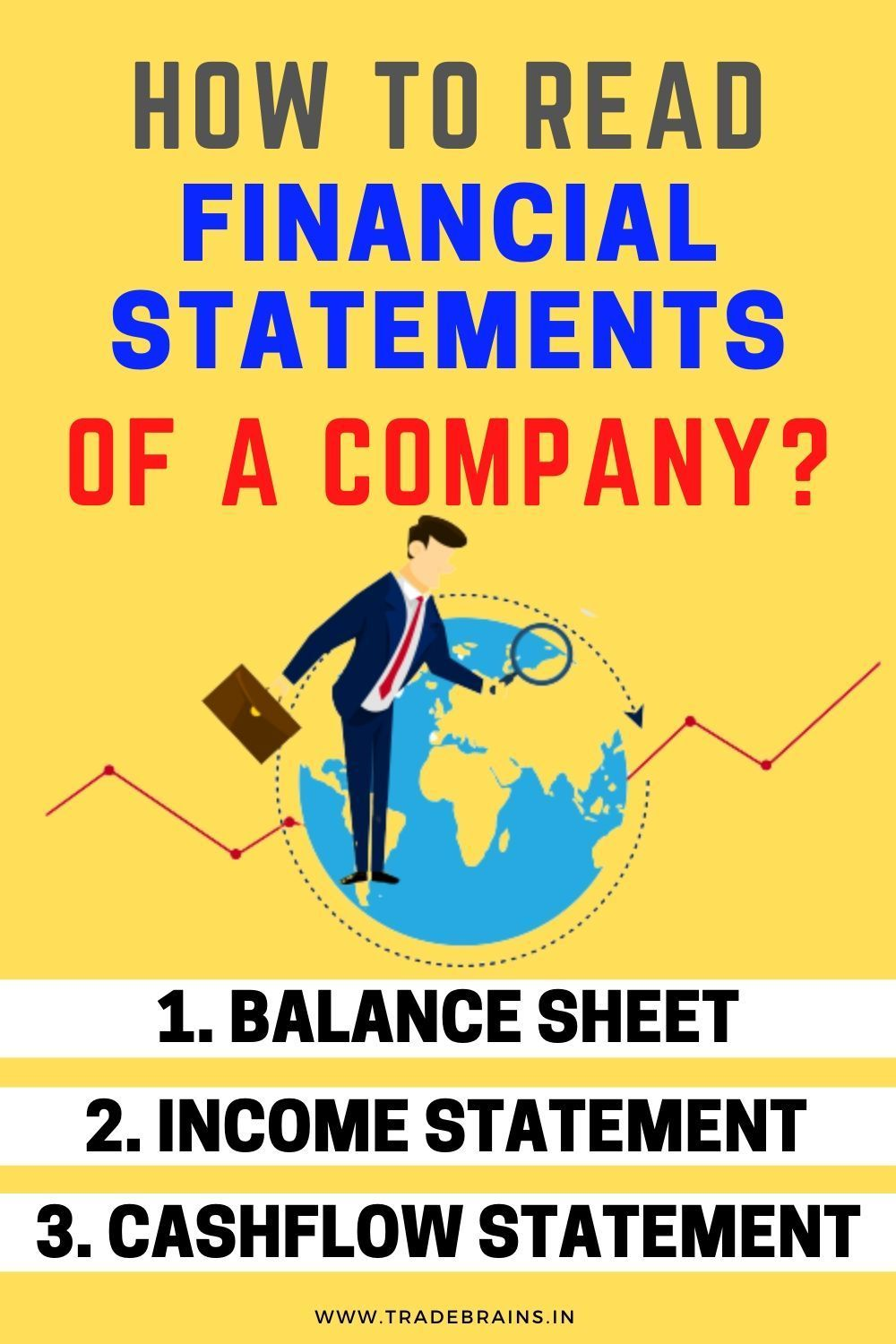 How To Read Financial Statements Of A Company Financial