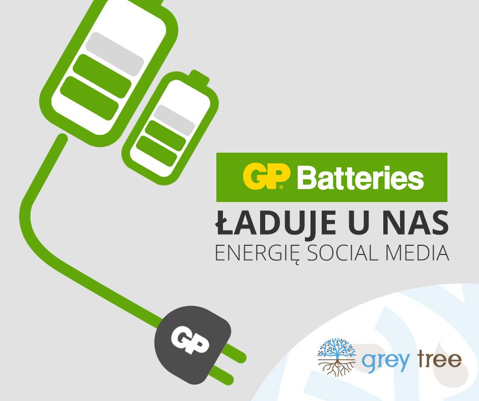 W gronie naszych klientów witamy GP Battery Polska!   Od kwietnia możecie obserwować prowadzoną przez nas energetyzującą komunikację na profilu marki na facebook'u https://www.facebook.com/gpbatteriespolska/