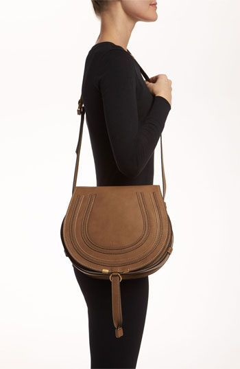 Chloé  Marcie  Leather Crossbody Bag available at  Nordstrom My dream bag  all I can do is keep saving f430aed4cd981