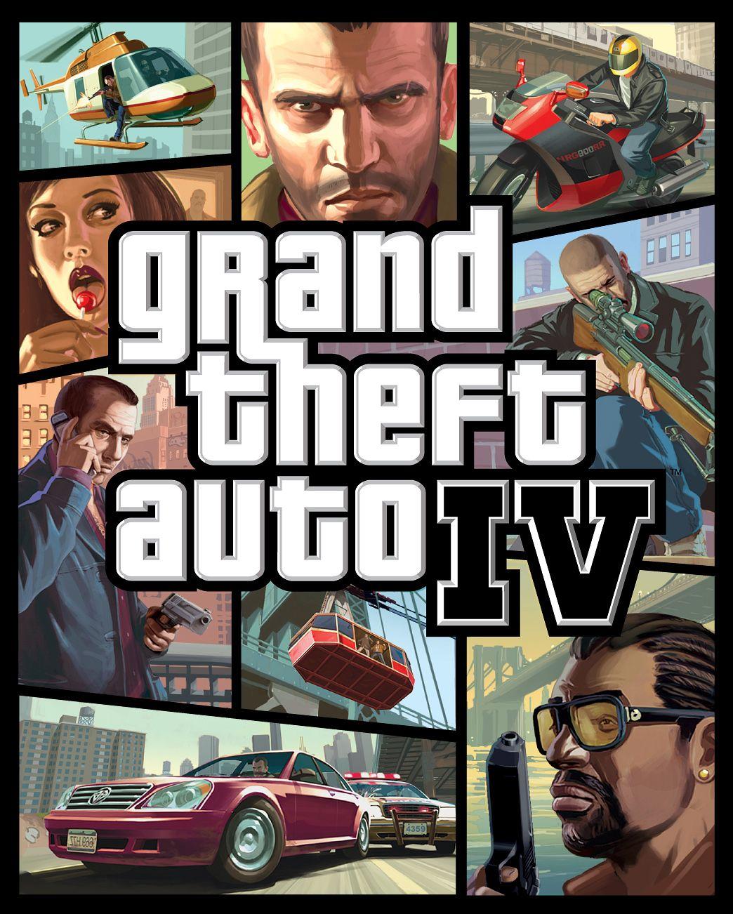GTA4 (+ Episodes from Liberty City) - Rockstar