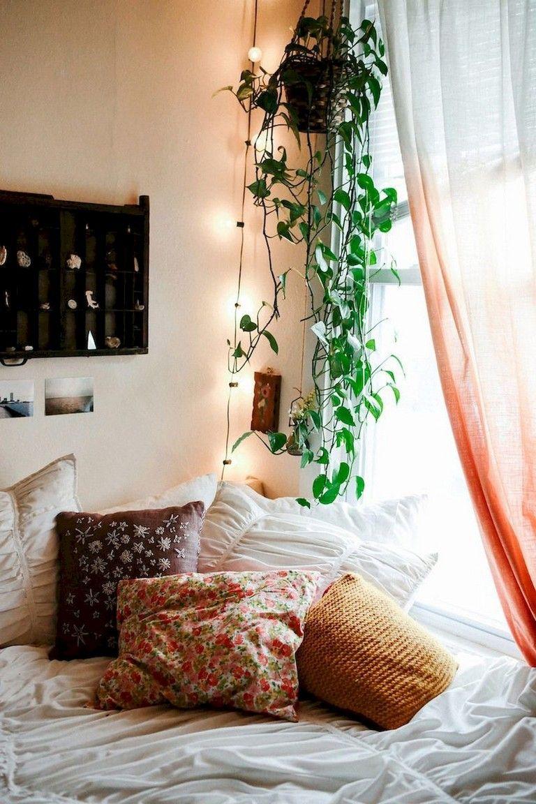 89+ cozy & romantic bohemian style bedroom decorating ideas | stylish bedroom, bohemian style