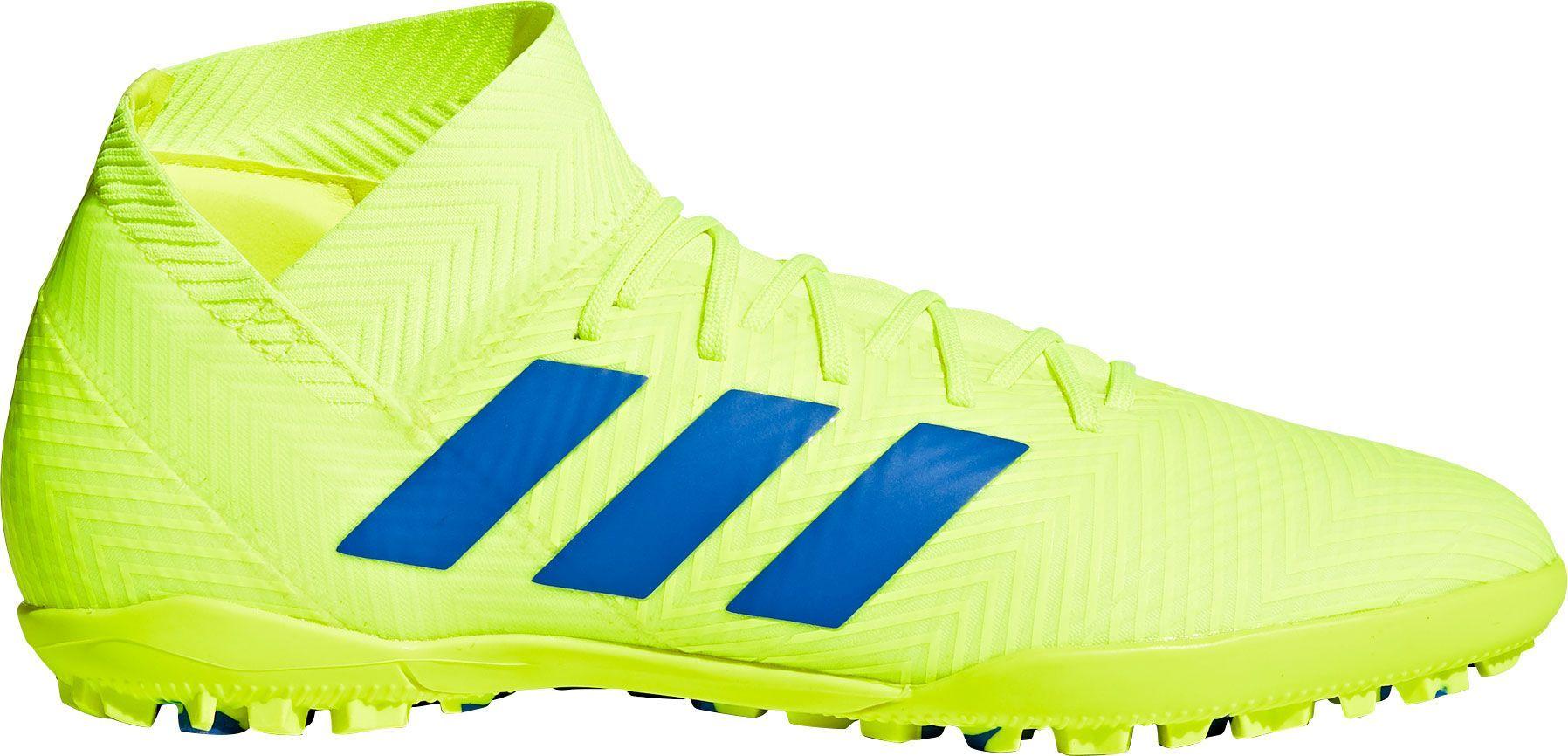 adidas Men's Nemeziz Tango 18.3 Turf Soccer Shoe