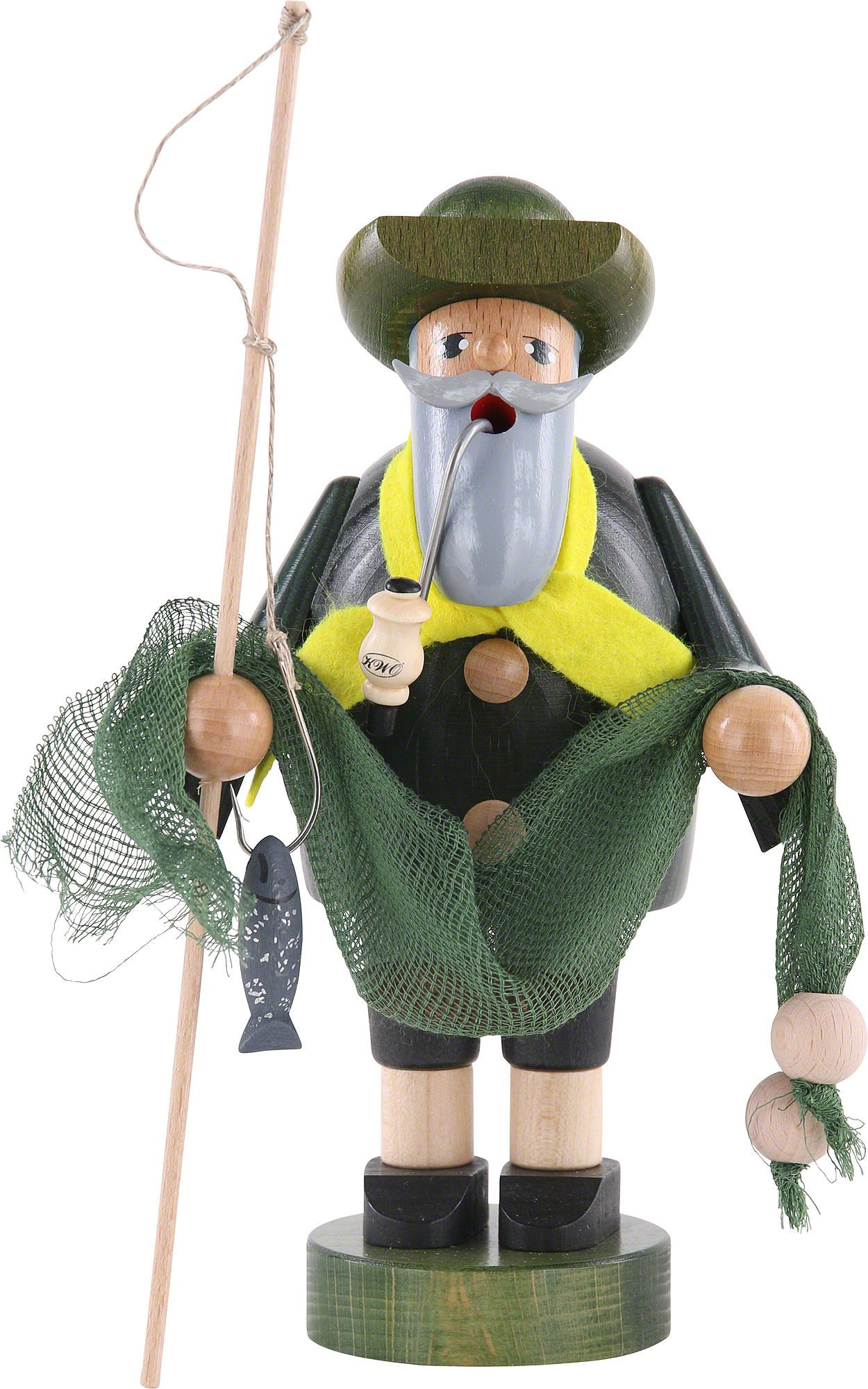 Smoker Fisherman - 18 cm / 7 inch
