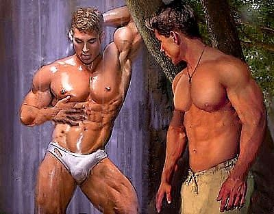 homoseksuel escort fantasie uforglemt
