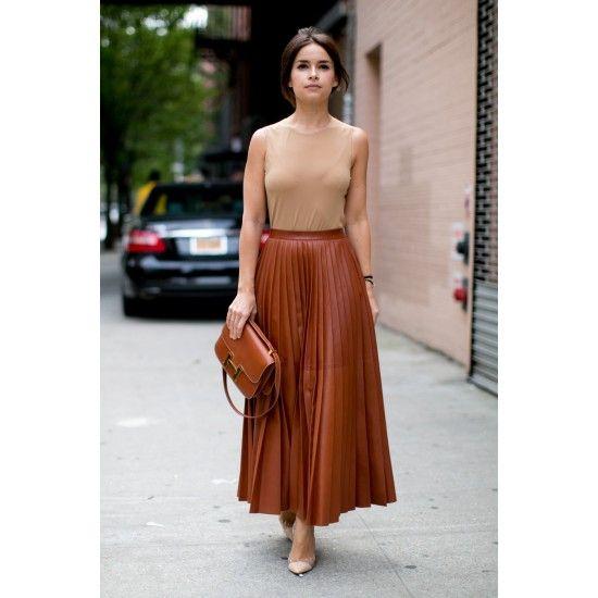 Street style @ NYFW // 13-09-2013 // Gente // FFW Fashion Forward