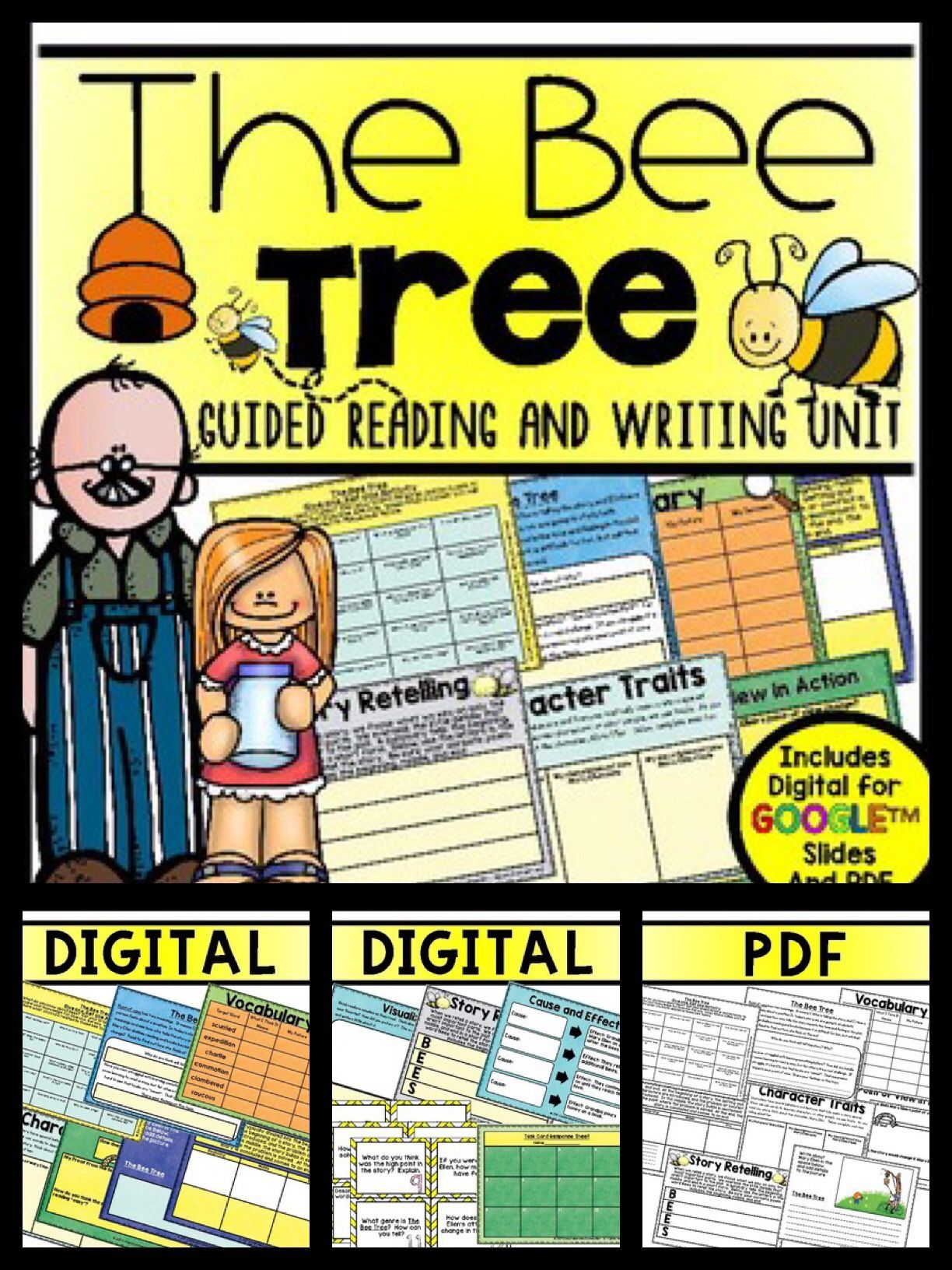 The Bee Tree Book Companion In Digital And Formats