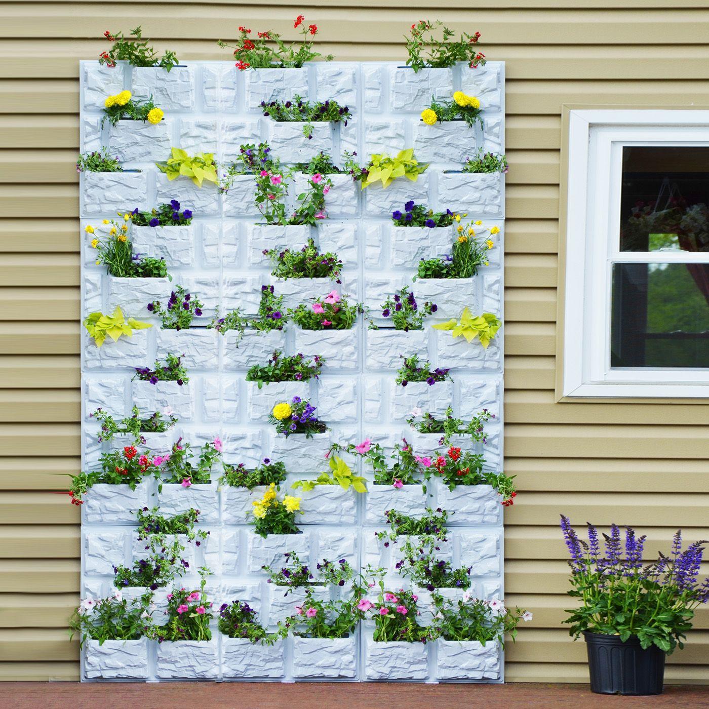 Shop Palram Canada 702421 PlantScape Vertical Garden at