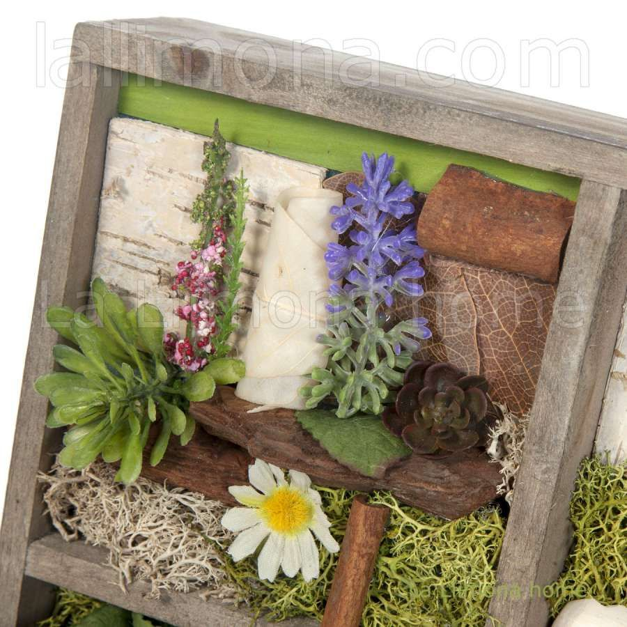 Arreglos florales artificiales online jardin vertical for Decoracion de jardines interiores
