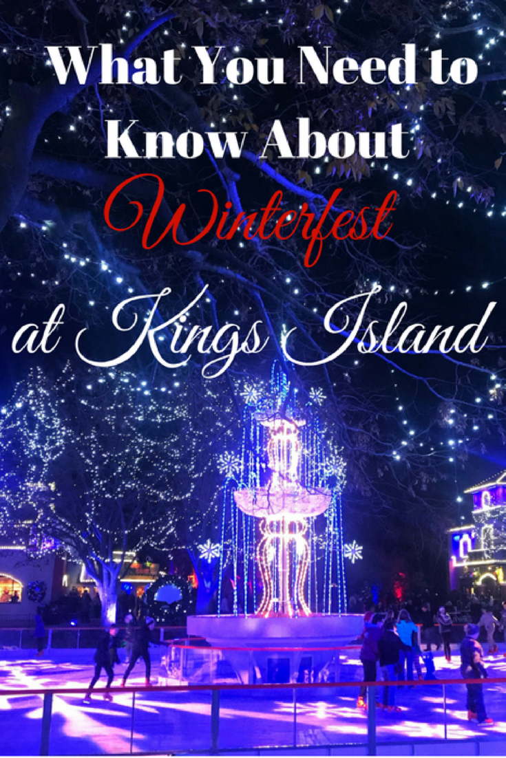 What You Need to Know About Winterfest at Kings Island | Kings ...