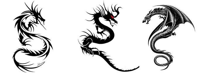Dragon Tattoos Dragon Hand Tattoo Dragon Tattoo Tribal Dragon Tattoo