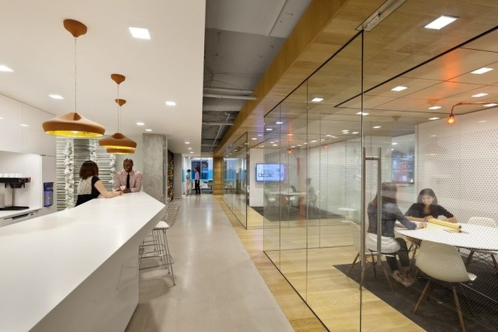 Gensler Offices Washington DC Retail Design Blog