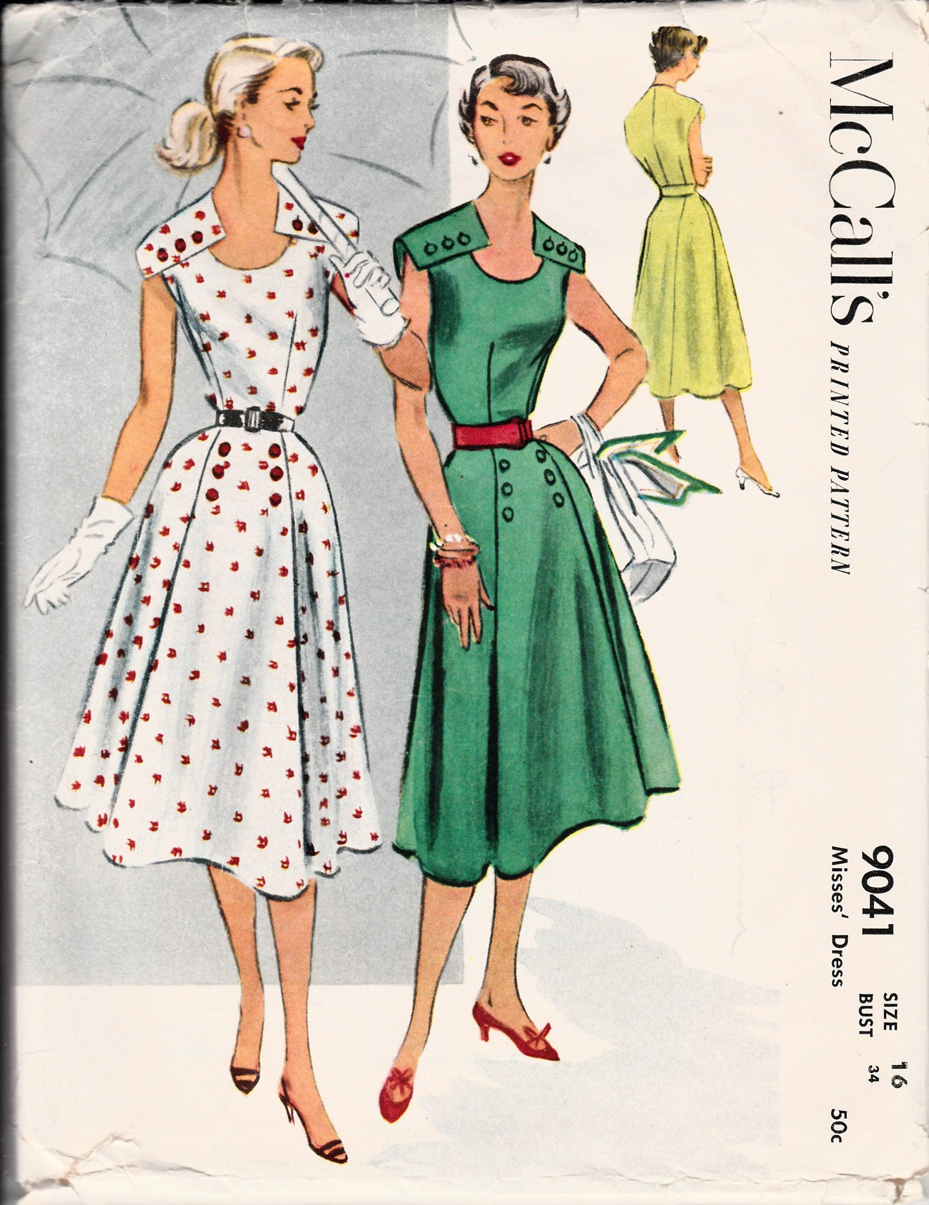Pin On Vintage Sewing Patterns Tenderlane