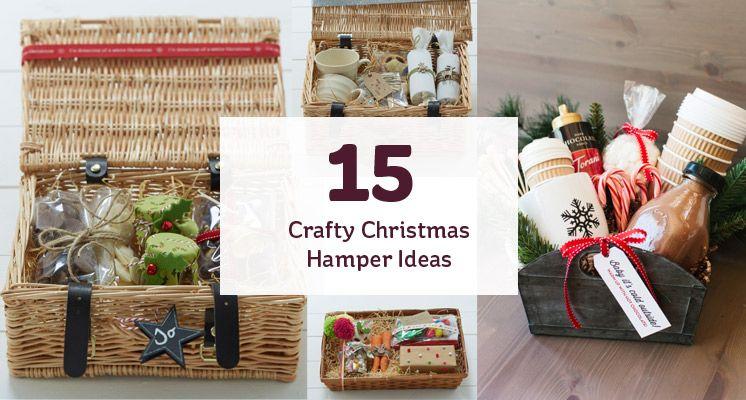 15 crafty christmas hamper ideas christmas hamper hamper and crafty 15 crafty christmas hamper ideas christmas foodschristmas recipeschristmas forumfinder Gallery