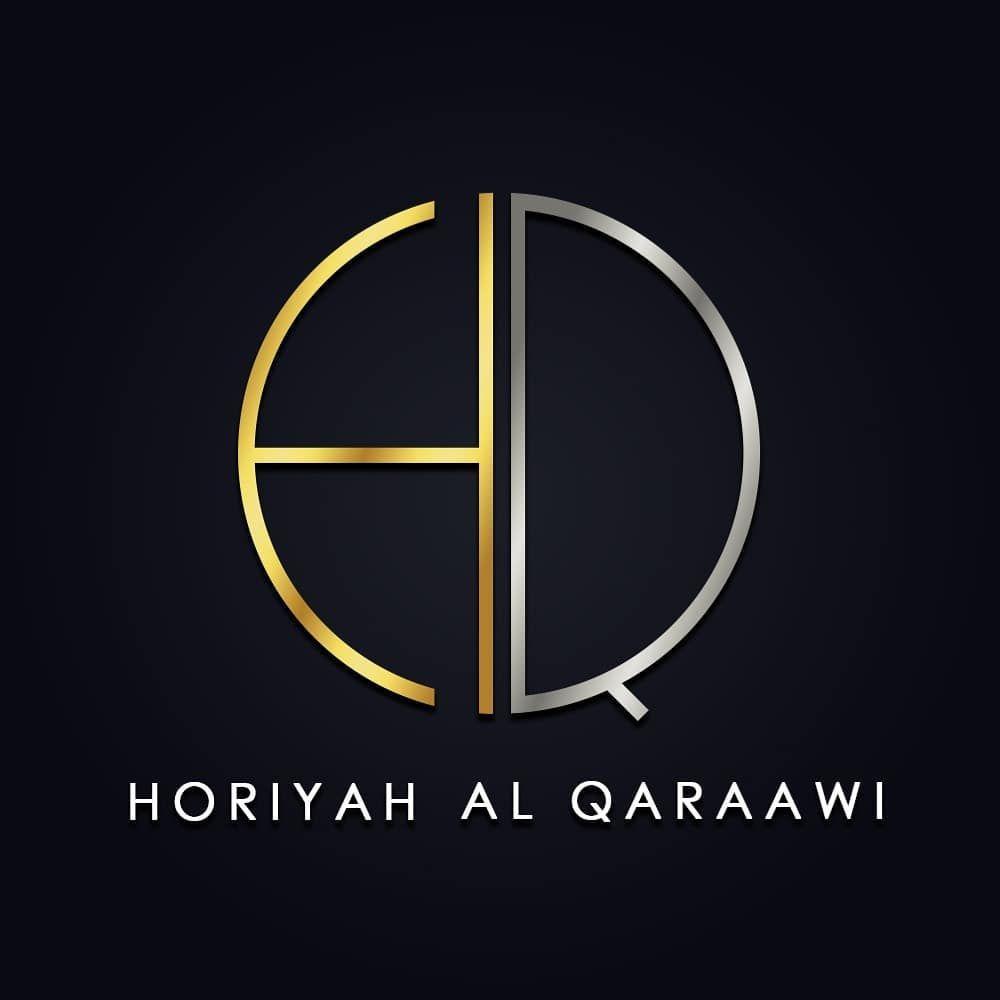 شعار Hq لمتجر ملابس اعلان مصمم جرافيك مصممين مصممه مصممة شعار جرافيك ديزاينر Designer Designer Logo Logo غل