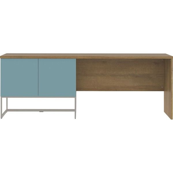 Welnova Schreibtisch Mehrfar Pretty Cool Scandi Style For A Ger Home Office Toller
