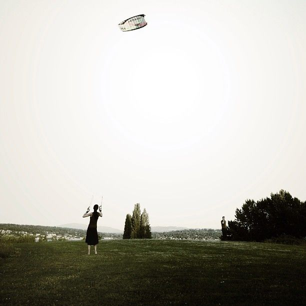 go fly a kite.  Photo by justholy