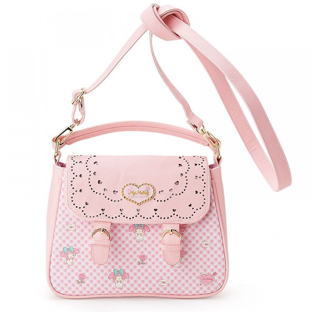 867078783e My Melody Rabbit 2Way Shoulder Bag Handbag Purse Pink Sanrio from Japan  S5208  SanrioJapan  2Waybag