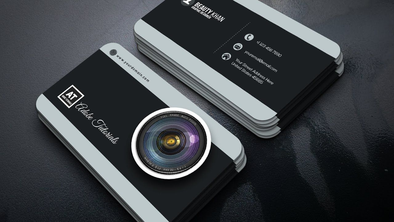 Unusual Best Photographer Business Cards Images - Business Card ...