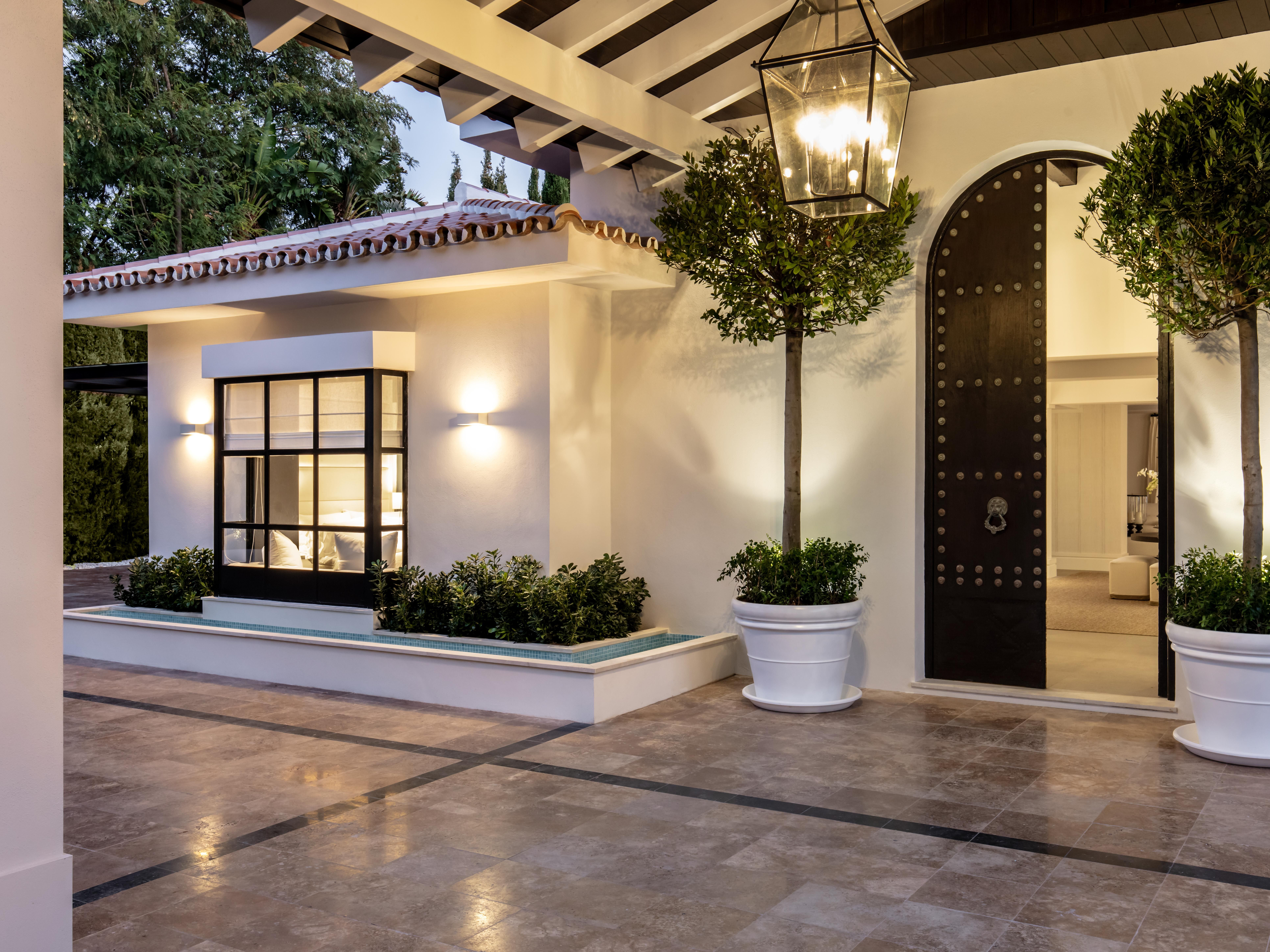 Perfect Home In Marbella Spain Spanish Style Homes Mediterranean Homes House Exterior